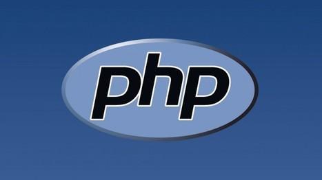 Concevez votre site web avec PHP et MySQL - Udemy | web design | Scoop.it