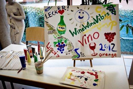 ein Bild, das mehr als tausend Worte sagt über das Vinocamp Deutschland  2012  in Geisenheim | Vinocamp Deutschland 2012 | Scoop.it