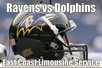 Book your transportation to the #MiamiDolphins game early… | East Coast Limousine Service | Scoop.it