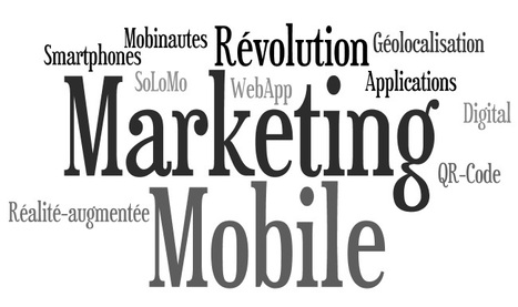 Le Marketing Mobile passe de l'évolution à la révolution   E-commerce, M-commerce : digital revolution   Scoop.it