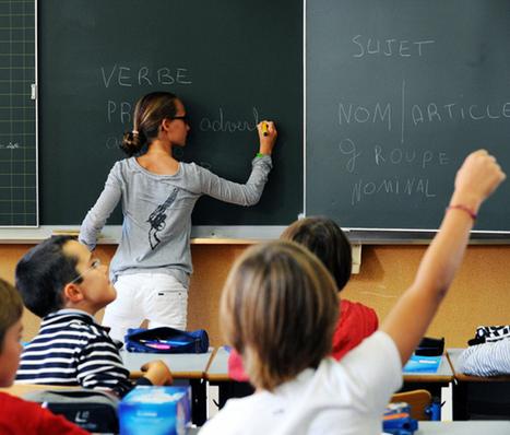Le système scolaire français : de la maternelle au lycée | en francais s'il vous plait | Scoop.it