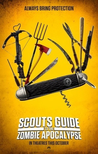 Scouts Guide to the Zombie Apocalypse Cast Video Interview | Post Apocalypse | Scoop.it