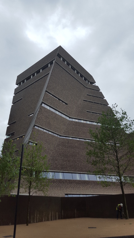 Londres : la Tate Modern pend une nouvelle crémaillère | Art contemporain et culture | Scoop.it