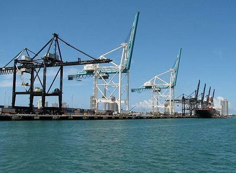 USA: Miami Port Dredging Plan Gets Final Environmental OK | Topics of my interest | Scoop.it