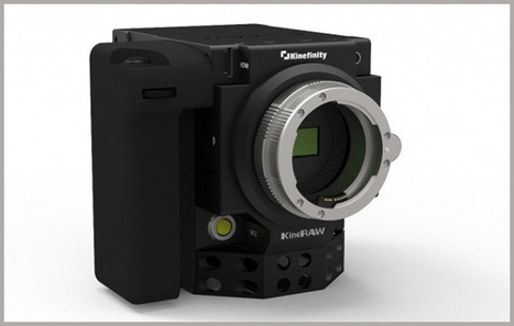 KineRAW-MINI Pre-Ordering Has Begun, Get a 2K RAW Super 35mm Camera for Just Over $3,000. By Joe Marine | Gear in Motion | Scoop.it