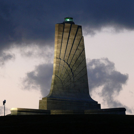 Wright Brothers National Memorial | Intel Free Press | Scoop.it