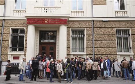 BULGARIE : Faillite de la 4e banque du pays privant ainsi les clients de tout accès à leurs dépôts ' Histoire de la Fin de la Croissance ' Scoop.it