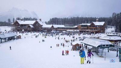 Canada : le domaine skiable à la station Lake Louise sera réduit de 30 %