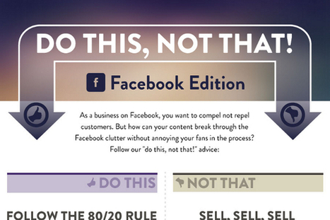 12 Dos and Don'ts of Facebook Page Management - BrandonGaille.com | Digital Marketing, Social Media, and eCommerce | Scoop.it