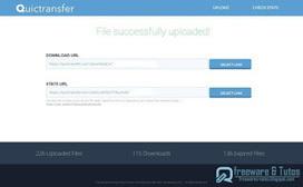 Quictransfer : un nouveau service pour envoyer des fichiers sans limite de taille | Bazaar | Scoop.it