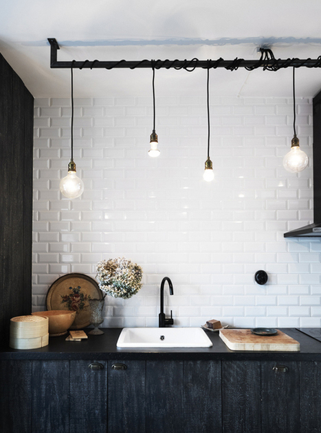 Industrial Homeliness | I Want That | Raw and Real Interior Design | Scoop.it