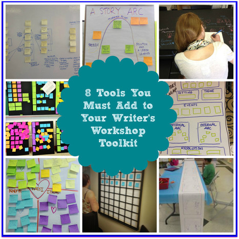 Tools Matter: 8 Must-Haves for Your Writers Workshop - Brilliant or Insane   Educación para el siglo XXI   Scoop.it