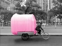 Vivre comme un escargot dans une maison-vélo   SoonSoonSoon.com   Tendances : société   Scoop.it