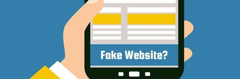 How Savvy are Your Students?: 7 Fake Websites to Really Test Their Evaluation Skills - EasyBib Blog | Edtech PK-12 | Scoop.it