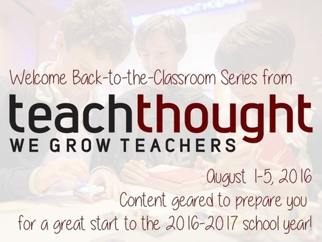 6 Strategies For Getting To Know Your Students via Mike Anderson   Resources for Teachers   Scoop.it