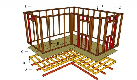 How to build a workshop | HowToSpecialist - How to Build, Step by Step DIY Plans | Shed | Scoop.it