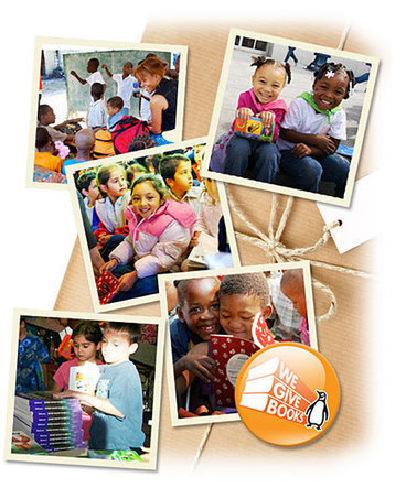 Join We Give Books | We Give Books | Technology Uses in the Classroom for Newbies! | Scoop.it