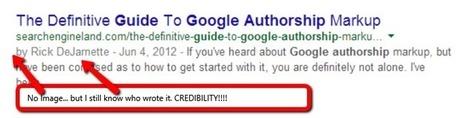 Google+ Authorship Images Live On | Online Marketing | Scoop.it