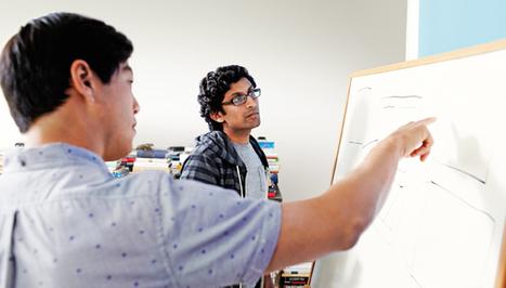 RSLN   François Taddéi : « Avec le numérique, les élèves deviennent co-auteurs des solutions de demain »   Innovation pour l'éducation : pratique et théorie   Scoop.it