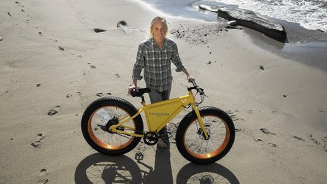 Entrepreneur with Asperger's peddling affordable electric bike - Los Angeles Times | News on the Web from asperger-kids.org | Scoop.it