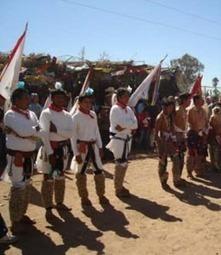 Celebran etnias yaqui, mayo y pima la Semana Santa   BAILES MEXICANOS   Scoop.it