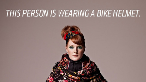 Swedes Develop Invisible Bike Helmet | those cool geeky girls | Scoop.it