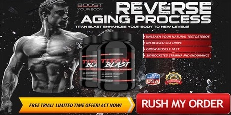 titan blast get intense muscle growth with fr