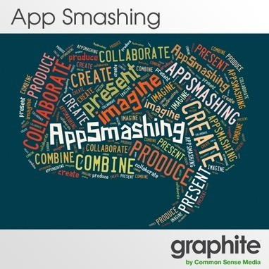 App Smashing: Combining Apps for Innovative Student Projects | Apps for EFL ESL | Scoop.it