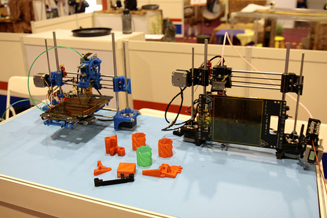 Portabee 3D Printer Now Selling for Only $480 | 3D Printing and Fabbing | Scoop.it
