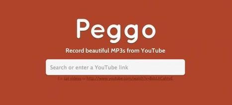 Peggo, la navaja suiza para descargar contenido de YouTube | Montar el Mingo | Scoop.it