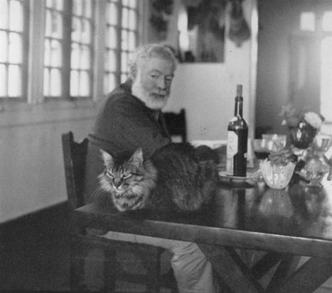 Listen: Hemingway's Short, Moving Nobel Prize Speech | Life @ Work | Scoop.it