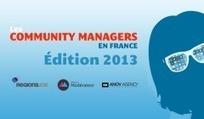 Les résultats de l'enquête 2013 sur les community managers en France | Réseaux Sociaux | E-marketing | Scoop.it