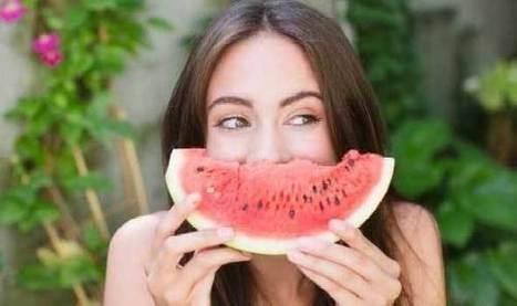 فوائد البطيخ للجنس والحامل والبشرة والرجيم والشعر   girlsgames   Scoop.it