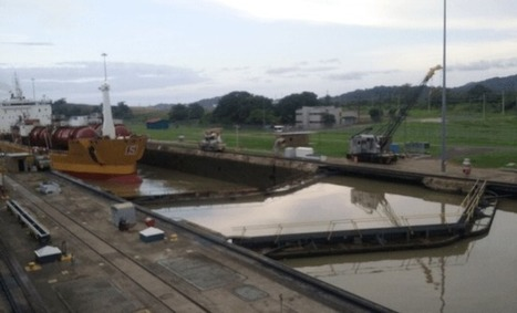 My First Journey Through The Panama Canal – 4th Engineer Describes His Experience | Nereides Diary | Scoop.it