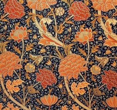 Makers on makers: Sahara Dalley of PapaTotoro on The Cray by William Morris | Tate | Art - Craft - Design- Net | Scoop.it