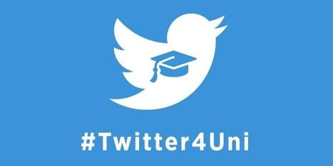 Twitter4Uni, la sfida universitaria per uno stage in Twitter Italia | a little bit of italy and web resources | Scoop.it