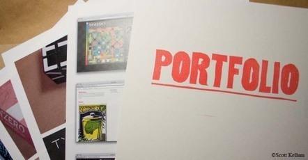 Creating and Managing Digital Portfolios i iPads in Education Ning | Educated | Scoop.it