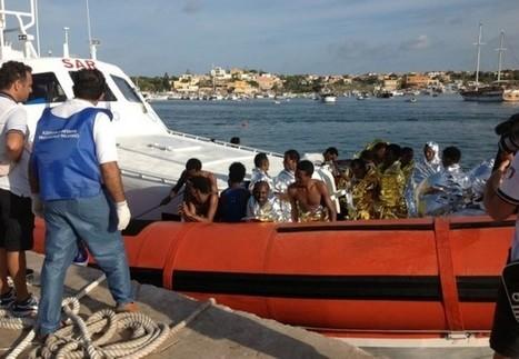 Le naufrage d'une embarcation à Lampedusa expliqué aux enfants | Olisoca40 | Scoop.it