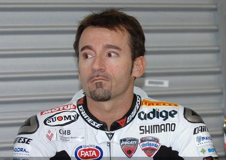 Max Biaggi will jump again on a Ducati | Ducati news | Scoop.it