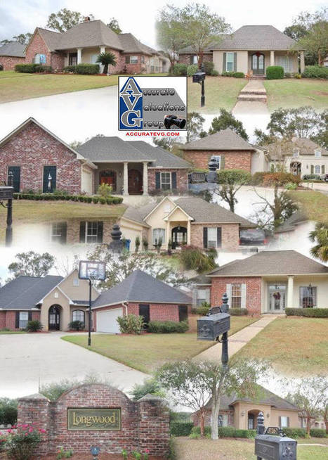 Longwood Subdivision Prairieville Home Sales Update 2014-2015 | Ascension Parish Real Estate News | Scoop.it