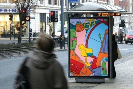 Art Everywhere: quand le public programme et co-finance la plus grande exposition extérieure mondiale | Médiation culturelle et numérique | Scoop.it