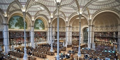 Le site Richelieu de la Bibliothèque nationale de France s'ouvre au public | Patrimoine culturel - Revue du web | Scoop.it