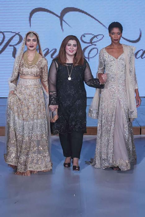 Rani Emaan Dresses At Pakistan Fashion Week 8 L