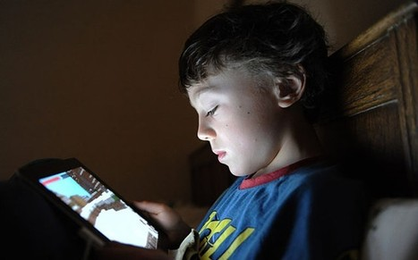 Infants 'unable to use toy building blocks' due to iPad addiction - Telegraph | Supporting Brain Health for Every Individual | Scoop.it