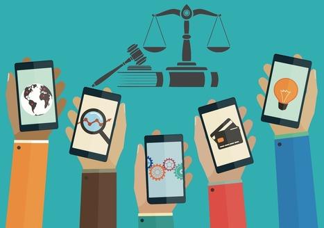 Quelles obligations légales pour une appli ?   creation de sites web   Scoop.it