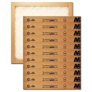 US Home Filter SC80-16X25X1-6 MERV 13 Pleated Air Filter 16 x 25 x 1 16 x 25 x 1 Midwest Supply Inc Pack of 6