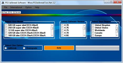PS3 4 78 /4 76 Jailbreak - Download & Tutor