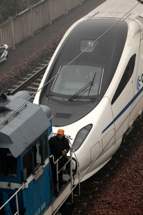 Chinese locomotives reach Thailand, to replace GE | SMART INNOVATIONS | Scoop.it