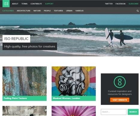 Quelques banques d'images à connaître | Les Infos de Ballajack | Urba | Scoop.it