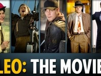 VIDEO : Leonardo DiCaprio's Movies Get A Montage In 'Leo: The Movie' | Paris-Confidential | Scoop.it